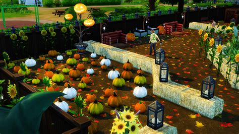 mod the sims the sims 3 patch downloader mod the sims sims 4 willow pumpkin patch park