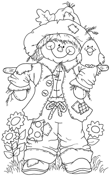 autumn coloring pages for adults free 430 best images about fall digis on pinterest