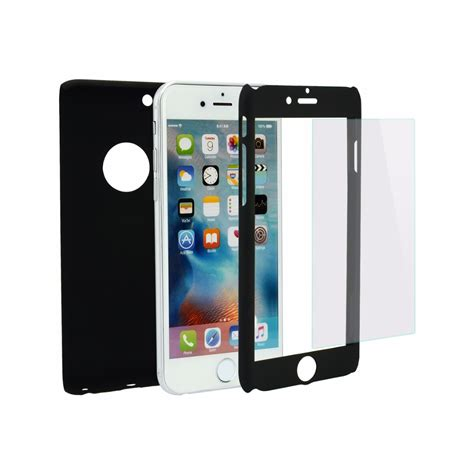 Iphone 6 6s Tempred Glass Cover Screen Protect coverage total protection cover for iphone 6 6s