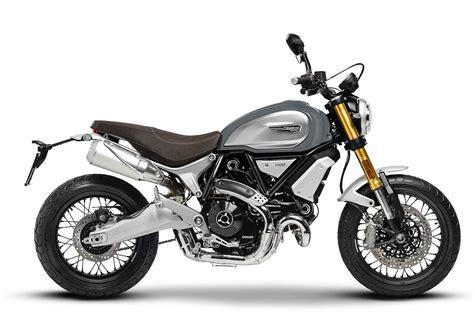 Motorrad Modelle 2018 Ducati by Ducati Scrambler 1100 Modelle 2018