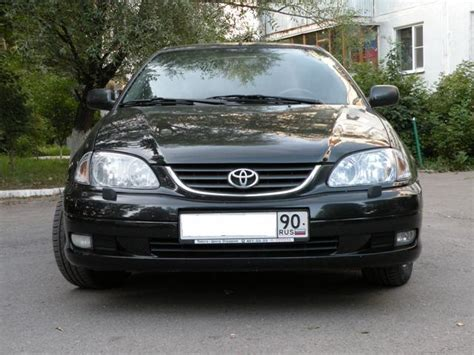 Toyota Avensis 2002 Model 2002 Toyota Avensis Pictures 2 0l Gasoline Ff