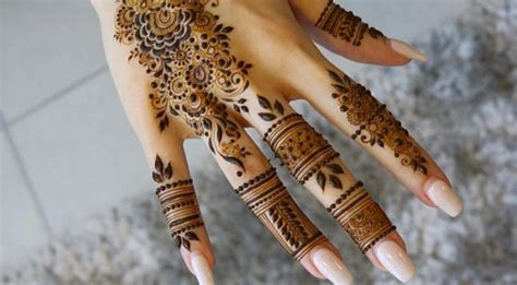 40 ideas for tattooblend 40 gorgeous henna ideas from intricate to elaborate