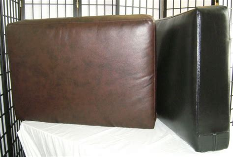 leather sofa cushion covers couch replacement cushions