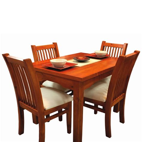 sillas de madera para comedor juego de comedor mesa y sillas tapizadas madera 100 gh