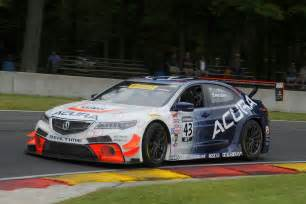 realtime racing to take acura tlx racer to pikes peak hill