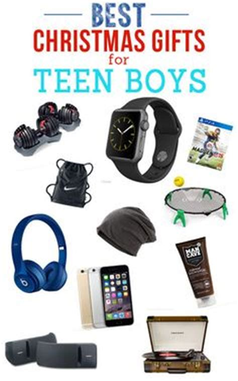 sweet christmas presents for teen boys boy gift guide gift guide and boys