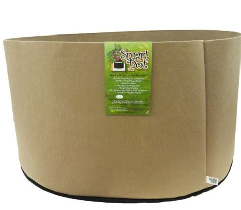 Smart Planters by Smart Pots Soft Sided Container Outdoorandabout