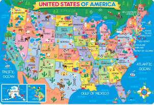 united states map quiz your child learns read across america hoover library