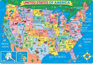 United States Puzzle Map by T S Shure Map Of The U S A Jumbo Floor Puzzle Free Shipping