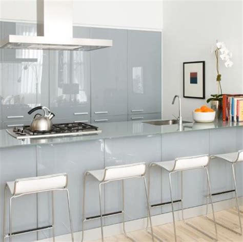kitchen glass design glass kitchen tables home designs project