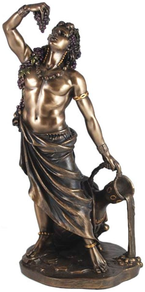 dionysus greek god statue dionysus the nemeton