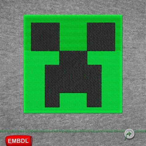 American Home Design Windows Minecraft 1 Logo Embroidery Design