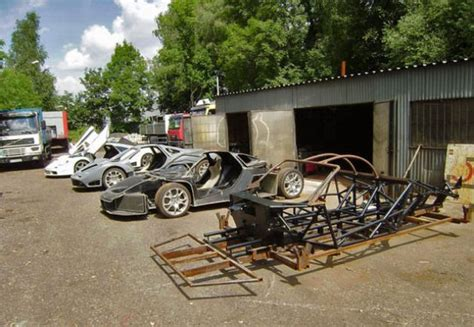 a diy supercar mclaren f1 built from scratch