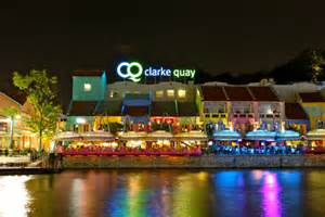 Bay Lights Singapore River Cruise