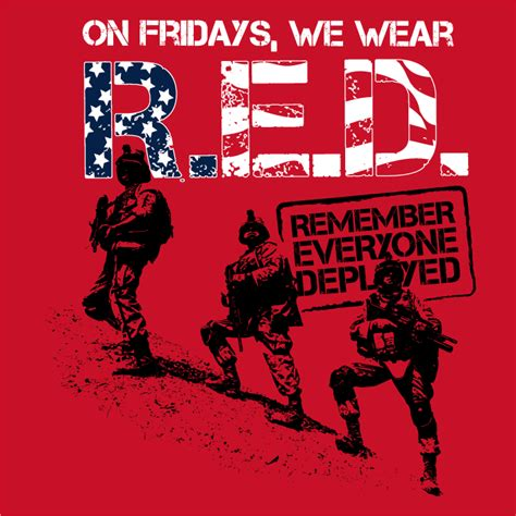 Kaos A Day To Remember Tshirt Gildan Softstyle Adtr 22 fridays join us in remembering everyone deployed custom ink fundraising