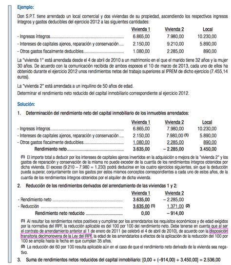 ahorrocapital gastos deducibles del alquiler de vivienda gu 237 a de la declaraci 243 n de la renta 2012 caseros