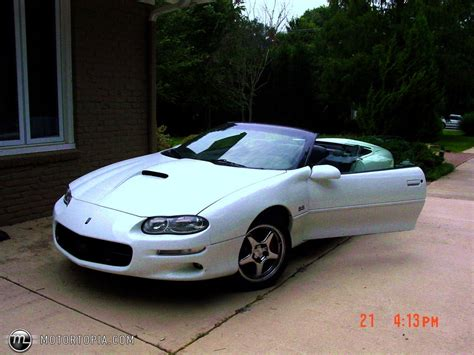 camaro 2000 for sale 2000 chevrolet camaro ss convertible 2112 for sale id 811