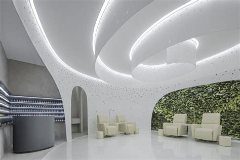 lily nails salon by arch studio beijing china 187 retail