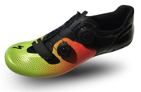 s works bike shoes specialized s works 6 torch road shoes limited edition