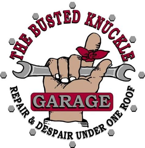 The Busted Knuckle Garage by The Busted Knuckle Garage 174 U S Trademark Exchange