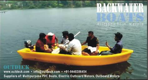 fishing boat sale in kerala affordable boats for backwaters lakes ponds flat water