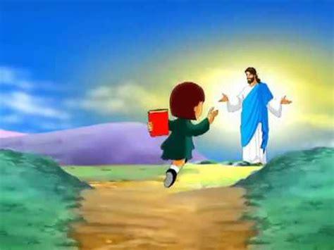 imagenes catolicas de jesus con niños la biblia mensaje v 205 deo para ni 209 os youtube