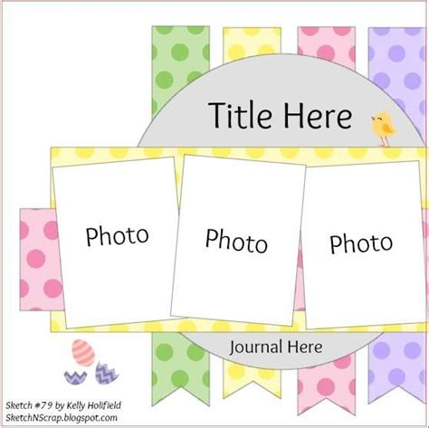 best 25 scrapbook page layouts ideas on