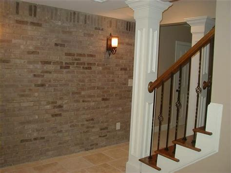 Accent Wall Staircase by 17 Best Ideas About Brick Accent Walls On Pinterest