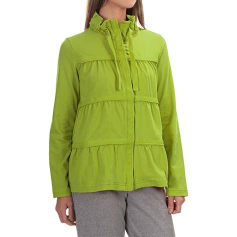 Ruffle Jacket neon buddha sassy ruffle jacket for save 69