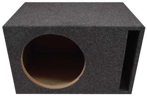 jl subwoofer box    specific ported single