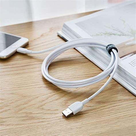 Lightning Anker Powerline 6ft White anker powerline ii lightning cable 6ft probably the world s import it all