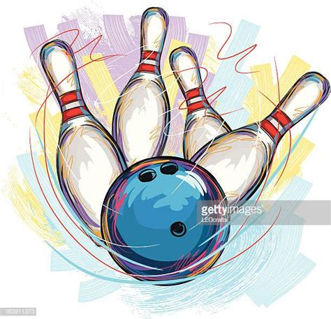bowling images ten pin bowling stock illustrations and getty