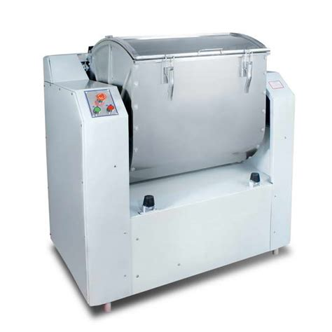 kinds of blades 200l 3 kinds of blades single speed horizontal dough mixer
