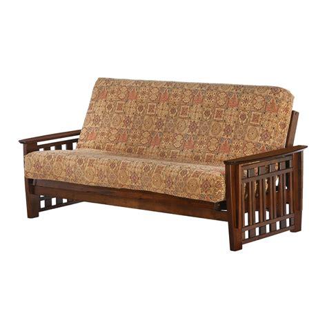 futon frame full size full size twilight moonglider futon frame va futons frame