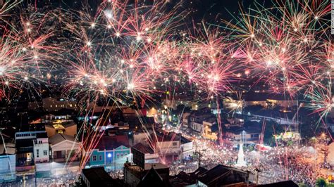 new year 2018 jakarta revelers around the globe ring in 2018 amid heightened