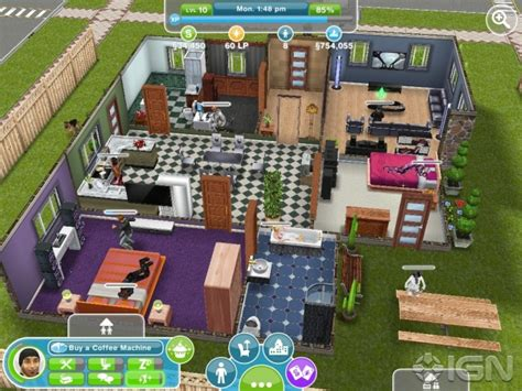 jogo home design story image first details on the sims freeplay