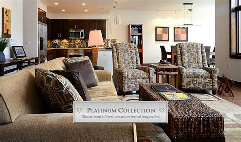 steamboat platinum platinum collection steamboat springs vacation rental