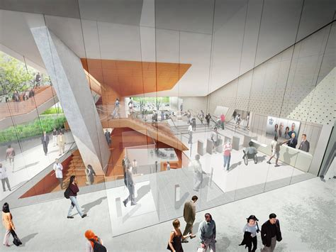 Diller Scofidio Renfro gallery of diller scofidio renfro unveils new columbia building 3