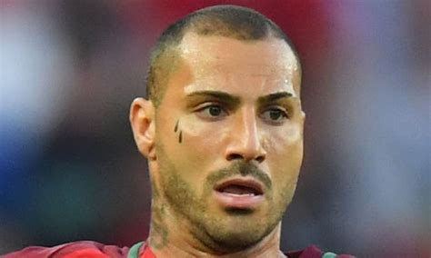 quaresma tattoos no one knows why ricardo quaresma has two tear tattoos on