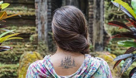 tattoo infection thailand how to get a real sak yant tattoo in chiang mai finding