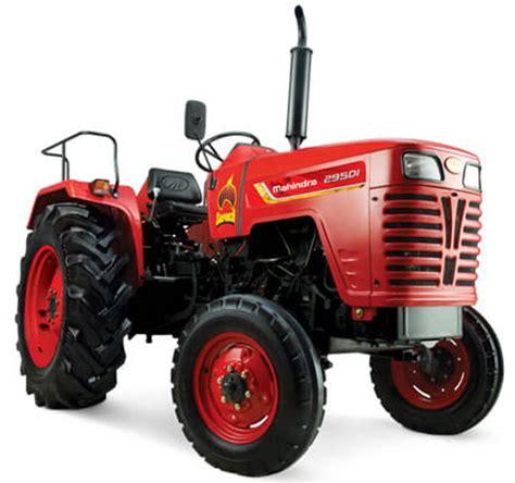 M Amp M S Tractor Business Turns More Fertile Than Suvs Cvs