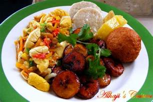 food and lens ackee and saltfish jamaican dish