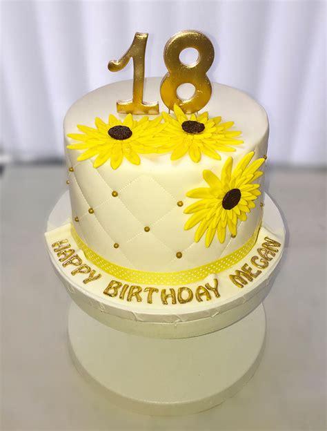 Cake Custom by 18th Custom Birthday Cake Chefnessbakery