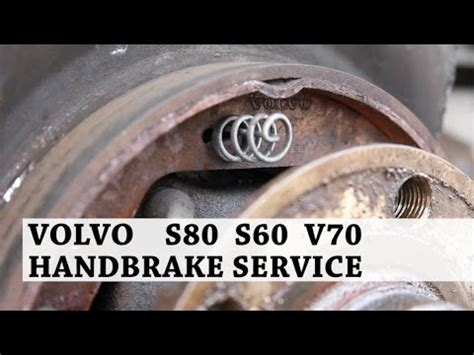 repair anti lock braking 2006 volvo v70 parking system lower control arm wishbone replacement volvo v70 s60 s80 doovi