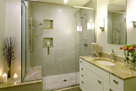 Cost To Remodel Bathroom Shower Home Renovation Which Projects The Best Roi