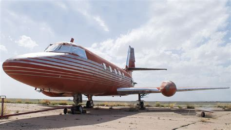 elvis presley plane elvis presley s custom private jet can be yours for 19 43
