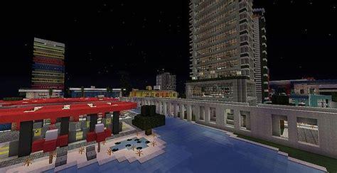 modern minecraft city version   minecraft project