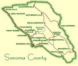 sonoma county cycling