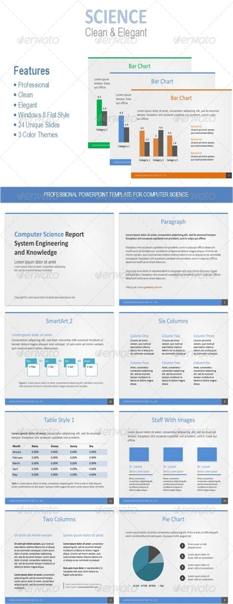 powerpoint themes computer science powerpoint template for computer science graphicriver