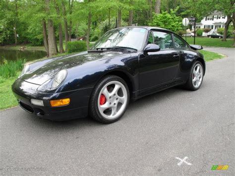 porsche midnight blue porsche 911 turbo 1996 www imgkid com the image kid